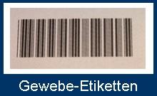 Gewebe-Etiketten