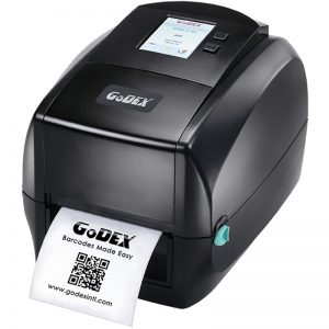 RT860i 600 dpi Etikettendrucker