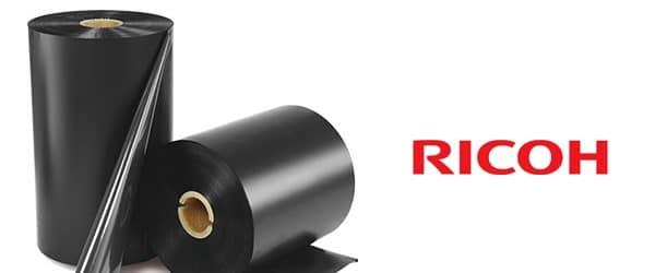 RICOH B110CR Resinband für Etikettendrucker