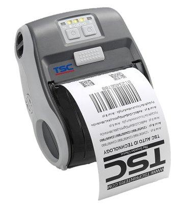 TSC Alpha-3R mobiler Etikettendrucker