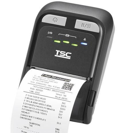 TSC TDM 20 mobiler Etikettendrucker