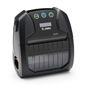 Zebra ZQ220 mobiler Etikettendrucker