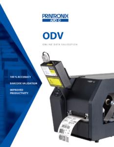 Datenblatt Printronix ODV-1D