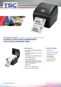 Datenblatt TSC DA220