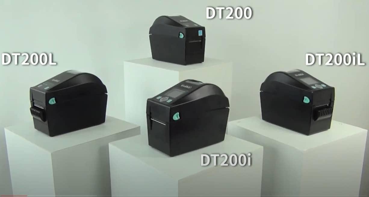 Godex DT200 Eikettendrucker