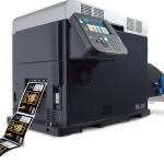 Farblaserdrucker für Etiketten