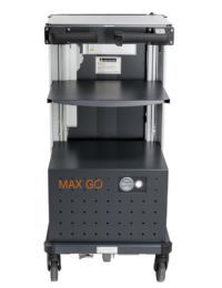 MAX GO angetriebener mobiler Arbeitsplatz