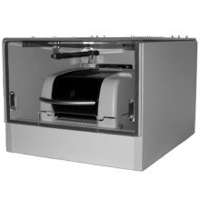 Staubschutzgehäuse für Desktop Etikettendrucker